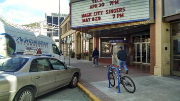 Public Bicycle Parking Billings Staple